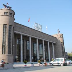 TCDD Ankara Train Station