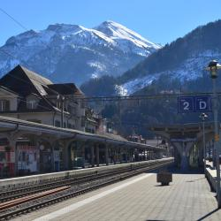Bahnhof Interlaken West