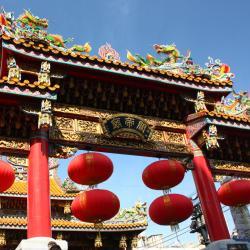 Quartier chinois de Yokohama, Yokohama
