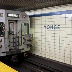 Bloor-Yonge Metro Station