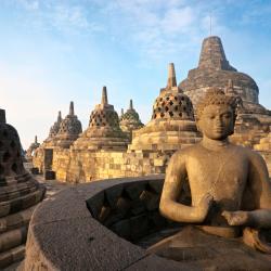 Templo Borobudur, Borobudur