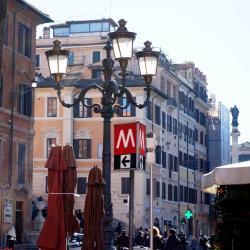 Piazza di Spagna Metro Station
