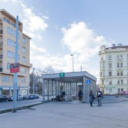 Estación de metro Jiriho z Podebrad
