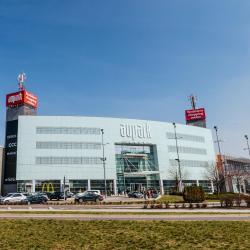 tirdzniecības centrs Aupark, Bratislava