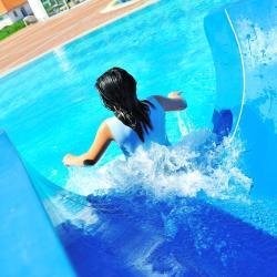 ūdens atrakciju parks Fasouri Watermania