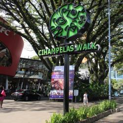 מרכז הקניות צ'יהאמפלס ווק, בנדונג