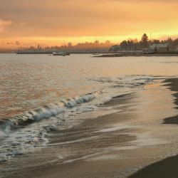 Strand Jericho Beach