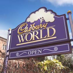 Cadbury World -suklaamuseo, Bournville