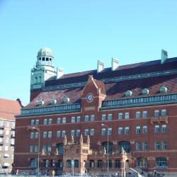 Malmös Centralstation