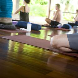 Yoga Barn Studio, Ubud