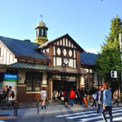 Gare de Harajuku