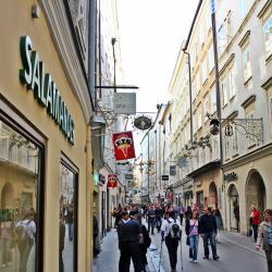 Rua de Compras Getreidegasse
