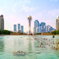Bayterek Monument, Astana