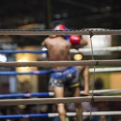 パトンボクシングスタジアム