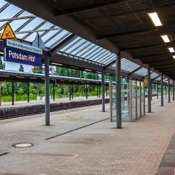Главный железнодорожный вокзал Потсдама