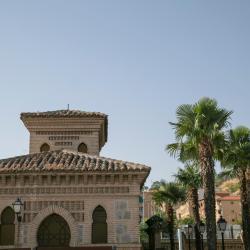 Dworzec kolejowy w Toledo