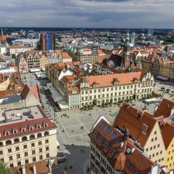 Altstadt Wroclaw, Breslau