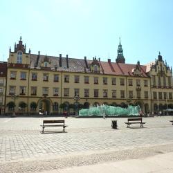 Wroclaw Main Market Square