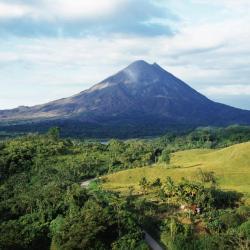 Vulkaan Arenali rahvuspark, El Castillo de La Fortuna
