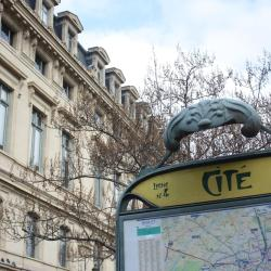 Cite Metro Station
