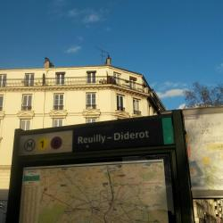 Reuilly - Diderot Metro Station
