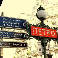 Métro Saint-Sulpice