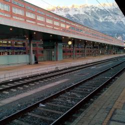 Stazione di Innsbruck Centrale