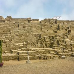Pirâmide Huaca Pucllana