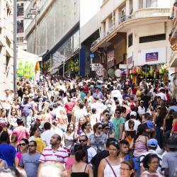 Rua Vinte e Cinco de Marco, Sao Paulo