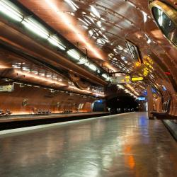 Stazione Metro Arts et Métiers