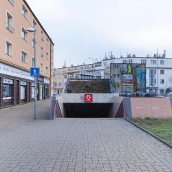 Kobylisy stanice metra