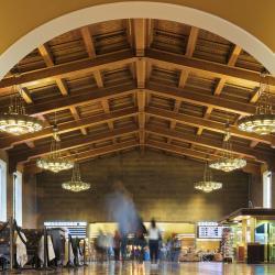 Ga Union Station LA