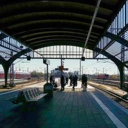 Train Station Oldenburg