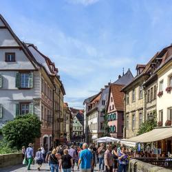 Pedestrian Area Bamberg, Bamberg