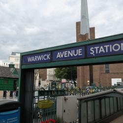 Warwick Avenue Tube Station
