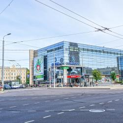 Origo Shopping Centre, Riga