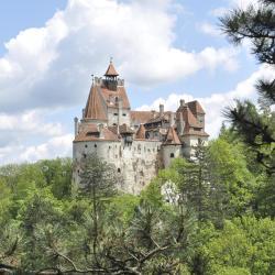 Castelo de Bran, Bran
