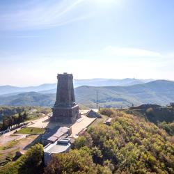 Mont Shipka, Chipka