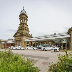士嘉堡火車站(Scarborough Train Station)