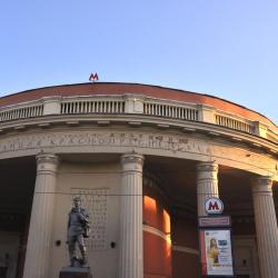 Estação de Metrô Krasnopresnenskaya