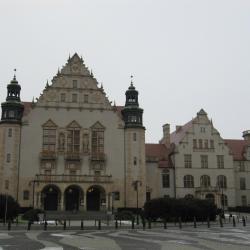 Collegium Maius w Poznaniu