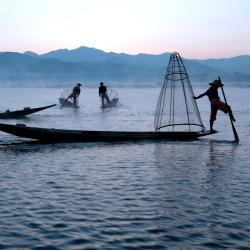אגם אינלה, Ywama