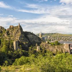納里卡拉古堡(Narikala Fortress), 提比里斯