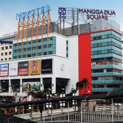 Centro comercial Mangga Dua Square, Yakarta