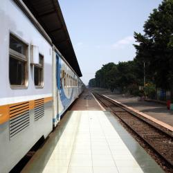 Stasiun Kereta Pasar Turi Surabaya
