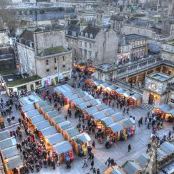 Bath Christmas Market, Bath