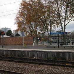 Stacja kolei RER Parc des Expositions