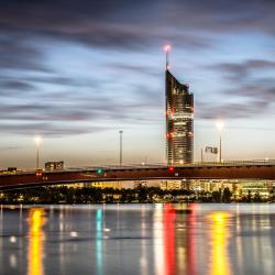 Millennium Tower, Viena