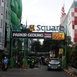 Blok M Square, Yakarta