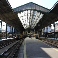 Железнодорожный вокзал Сан-Бенту